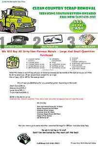 Highest cash paid for your scrap or unwanted cars and trucks London Ontario image 4