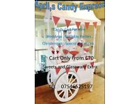 candy cart / sweet cart free delivery in greater belfast