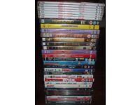 31 Original dvd's