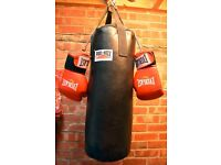 Pro-Box 3ft Punch Bag + Gloves & Wall-mounting Bracket