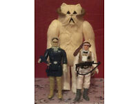 Vintage star wars, Han solo hoth gear, Luke sky walker hoth gear and Wampa