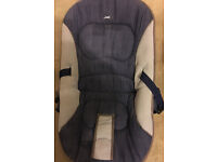 Blue and Grey Baby Bouncer