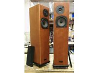 Rega Alya compact Transmission Line Floorstanding Speakers