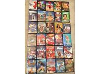 Classic Disney DVDs