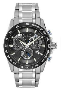 BRAND NEW Citizen Men's Perpetual Chrono A-T Watch AT4010-50E ON SALE 6 YEAR WARRANTY AUTHORIZED DEALER