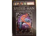 Marvel Spiderman Coming Home Graphic Novel