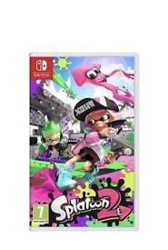 Splatoon 2 - Nintendo Switch - new and sealed