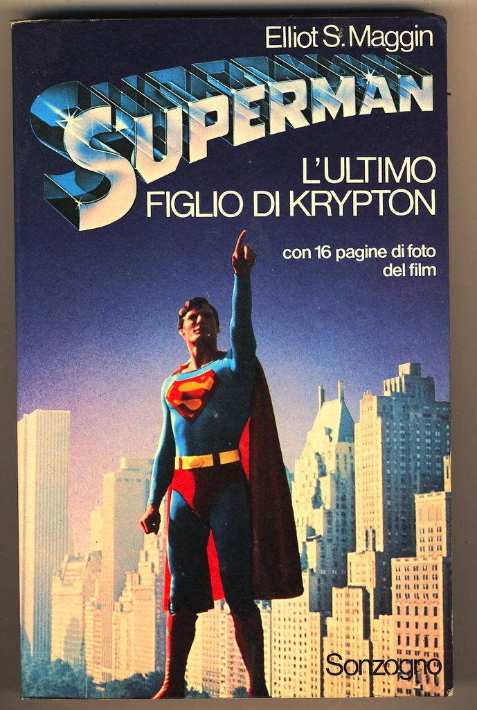 MAGGIN ELLIOT S. SUPERMAN L