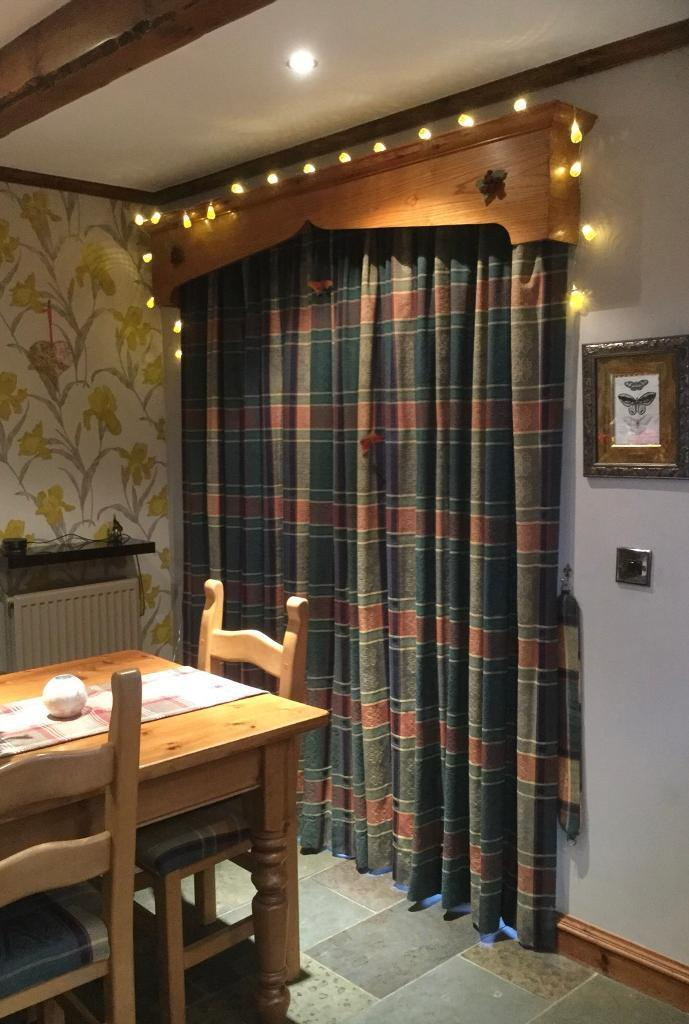 Curtains Amp Oak Pelmet In Perth Perth And Kinross Gumtree