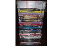 30 original dvd's