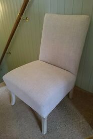 Small Occasional Chair - Perfect for Bedrooms