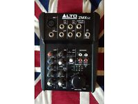 ALTO ZEPHYR Series - ZMX52 - 5 Channel Analogue Mixer