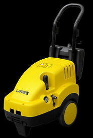 New Lavor Danubio 1211 LP 240V 120 Bar 1740 PSI Industrial Cold Water High Pressure/Power Washer
