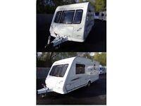 Elddis odyssey 2009 2 berth touring caravan