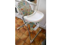 High Chair - Mamas & Papas
