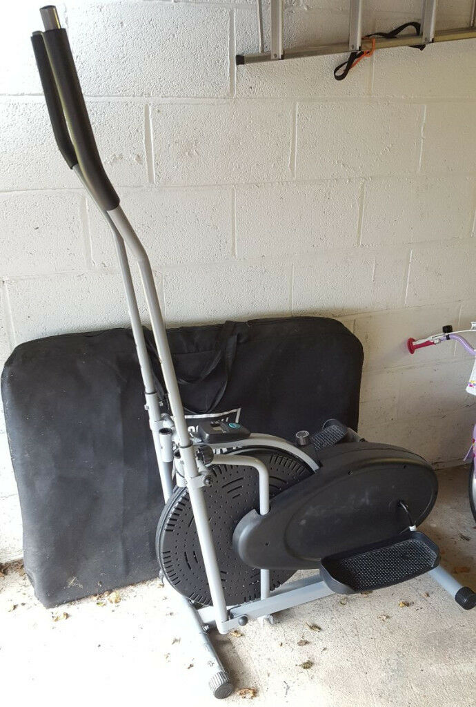 Air Cross Trainer Used but in working condition