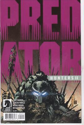 Predator: Hunters II #2:  Dark Horse Comics (Predator Ii)