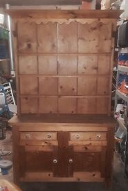 Antique vintage Farmhouse dresser