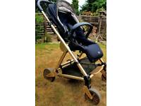 Mamas and papas urbo 2 Limited Edition Rose gold pushchair
