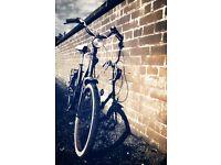 Hercules Folding Bike Vintage
