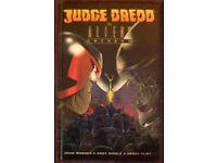 Judge Dredd 'Incubus' Hardback Graphic Novel (2003)