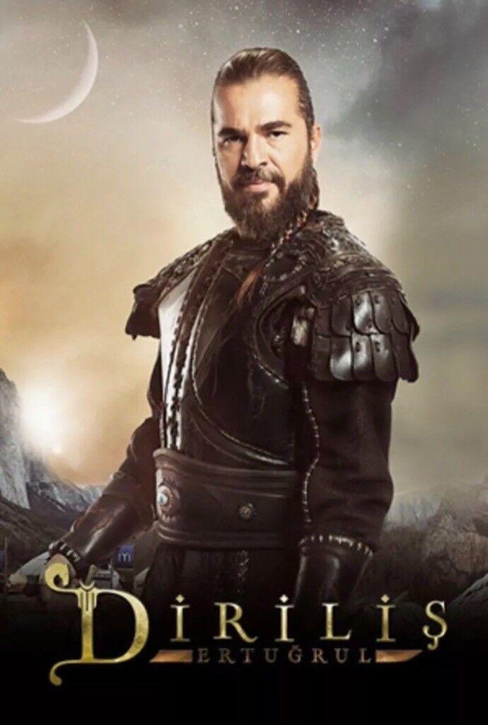 Dirilis Ertugrul season 5 Ertugrul in 2019 Movie posters