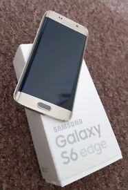 Samsung Galaxy S6 Edge Gold 32 GB Unlocked