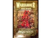 Warhammer 40K 'Inquisitor' Novel (1990)