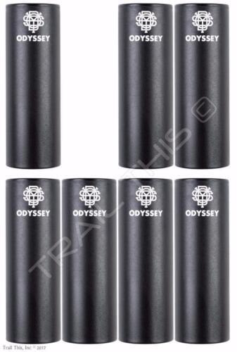 "Odyssey Graduate Peg 4.75"" Plastic Sleeve 14mm w/ 3/8"" Adaptor BMX Bike - Black"