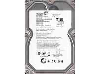 2 * 2TB Seagate Barracuda Hard Drive HDD Low Power Quiet ST32000542AS
