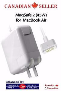 "45W T Type Magsafe2 Power Adapter MacBook Air 11"" 13"" A1465 A1436 A1466 A1435 (2012 & LATER MODEL)"
