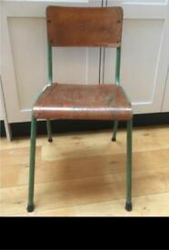 Retro vintage chair