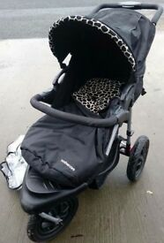 Mothercare pushchair + Car seat