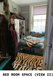 E8 - large double 2 room studio w/en suite bathroom ALL BILLS AND WIFI INCL- PRIVATE LANDLORD