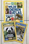 Wilde Dieren Atlas + National Geographic Junior 2st
