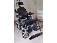 Breezy Relax 2 Multi-function Tilt in Space Wheelchair