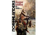NEW comics book: Northlanders the Plague Widow