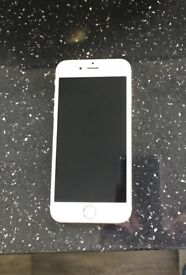 iPhone 6 gold 16g £200 unlocked great condition.