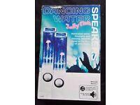 White Dancing Water Jellyfish Speakers