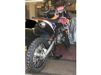Ktm sxf 450 road registered **GOOD CONDITION**