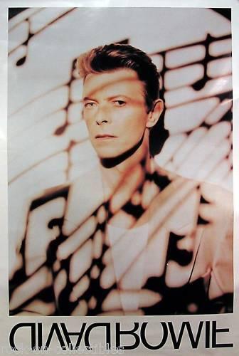 David Bowie 1993 Rare Original Jumbo Promo Poster