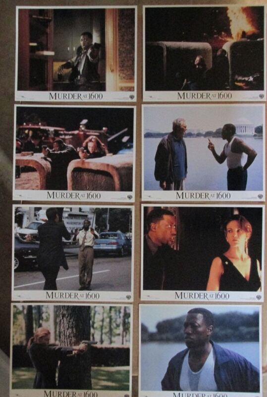 FEAST OF JULY MOVIE POSTER LOBBY CARD SET OF (8) 1995 ORIGINAL 11x14 TOM BELL