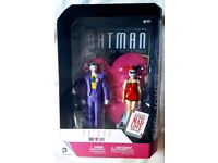 Batman Mad Love – The Joker & Harley Quinn Action Figure DC Collectables