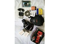 CANON EOS 450D digital camera in excellent condition