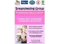 Birmingham Buddies Breastfeeding Mums Group