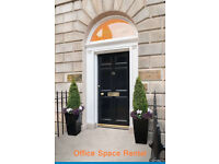 ** Albany Street - Central Edinburgh (EH1) Serviced Office Space to Let