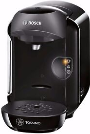 Bosch Tassimo Vivy Hot Drinks and Coffee Machine, 1300 W