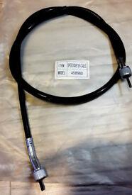 Speedometer Cable Yamaha Speedo CableModel 458980 – BRAND NEW