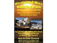 BREAN SANDS - WESTWARD RISE HOLIDAY PARK