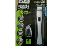 Brand new, stubble trimmer. Wahl